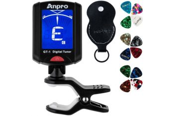 Anpro GT-1 accordeur de guitare